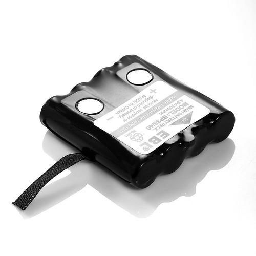 2 baterias recargable para handy uniden bp38 bp40 bt1013