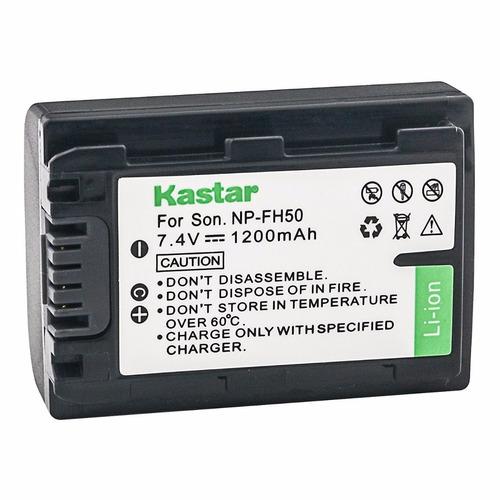 2 baterías sony np-fh50 npfh50 fh30 fh70 fh100, envío gratis