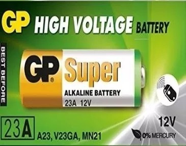 2 blister d gp batteries pila de alto voltage 12v modelo 23a