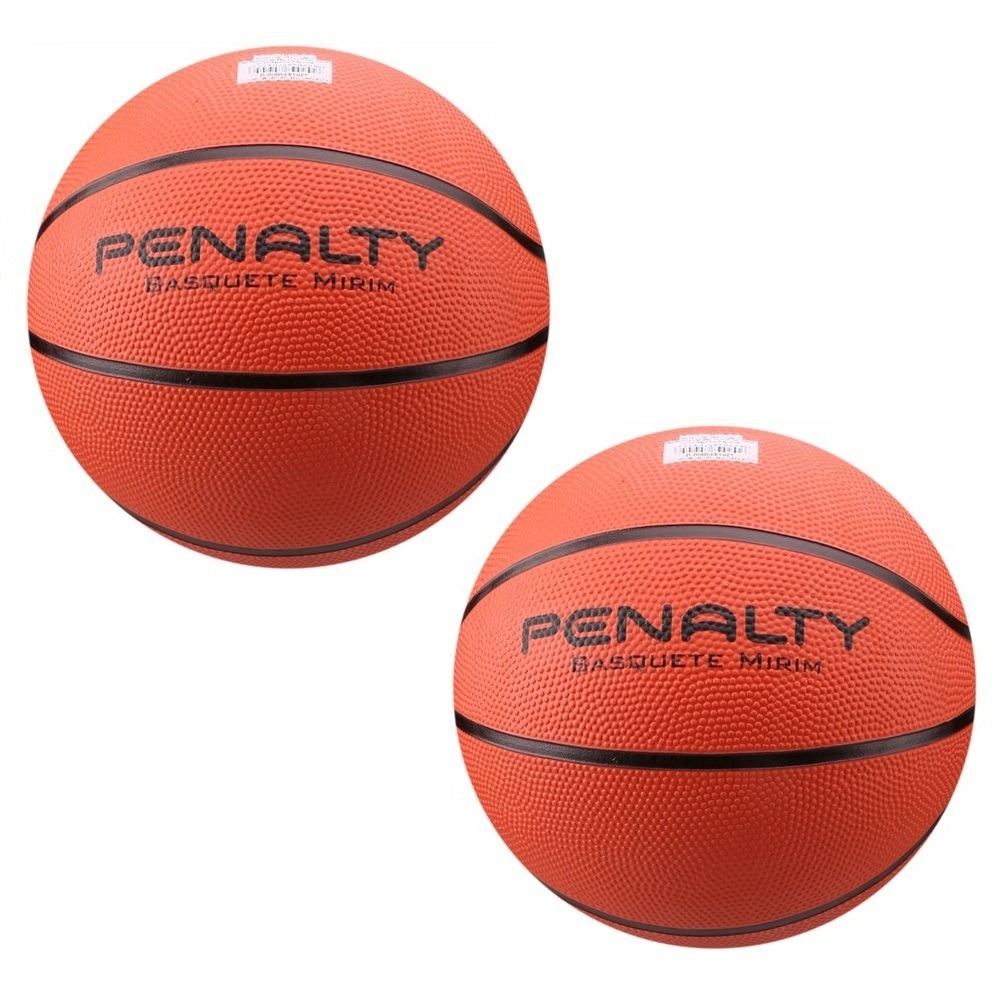 371c7dc53 2 bolas de basquete penalty playoff mirim infantil frete grá. Carregando  zoom.