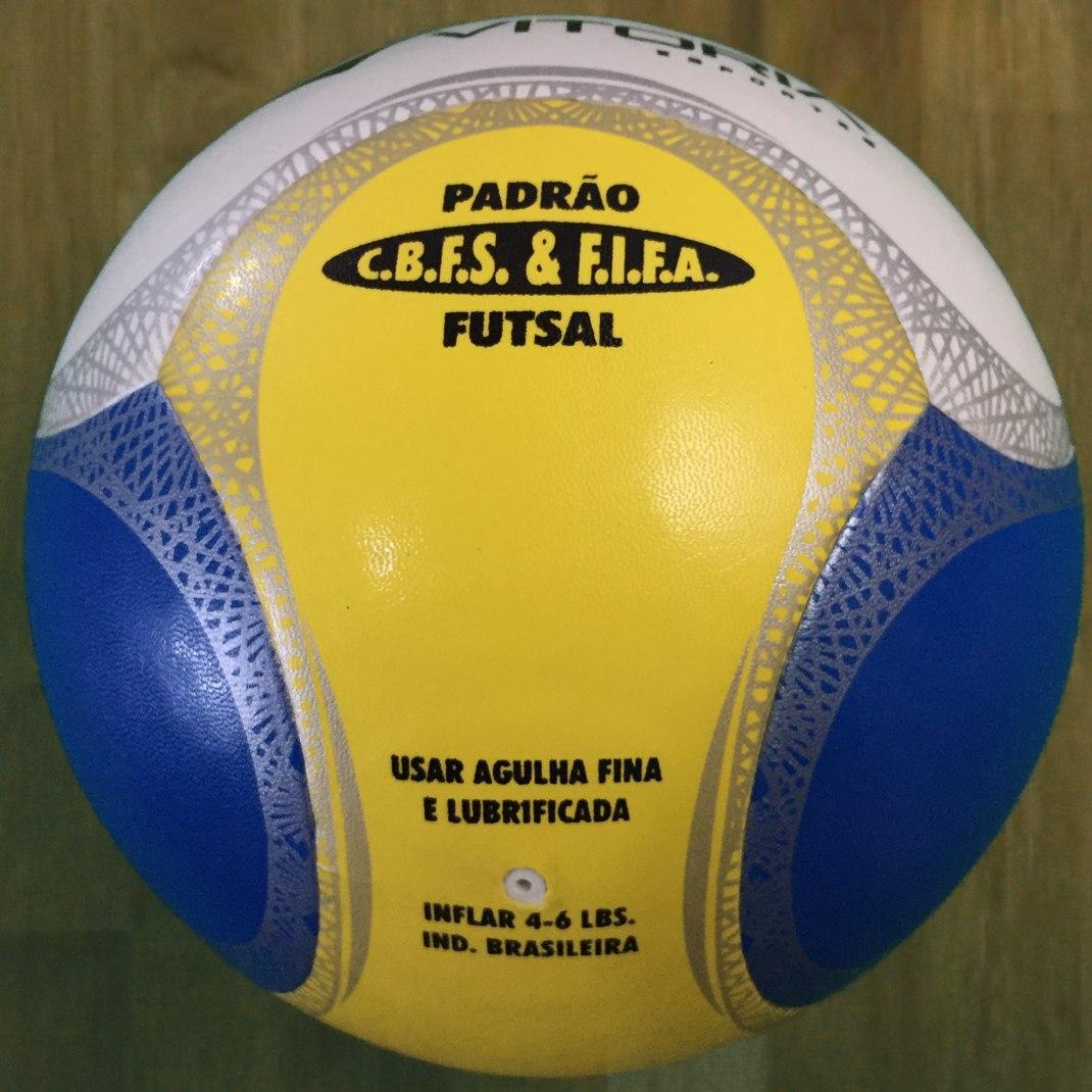 2 bolas futsal vitoria oficial termotec 6 gomos max 500 pu. Carregando zoom. 80e0af982f4f2