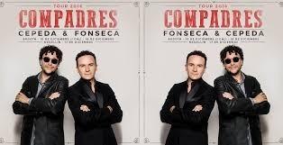 2 boletas vip concierto andres cepeda y fonseca