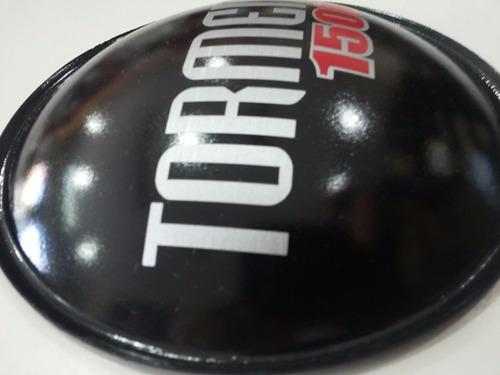 2 - bolha protetor p/ alto falante tormento 1500w 160mm+cola
