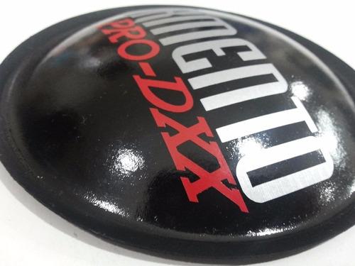 2- bolha protetor p/ fal. tormento pro-dxx 125mm original