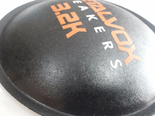 2- bolha protetor para falante metalvox 3.2k 135mm + cola