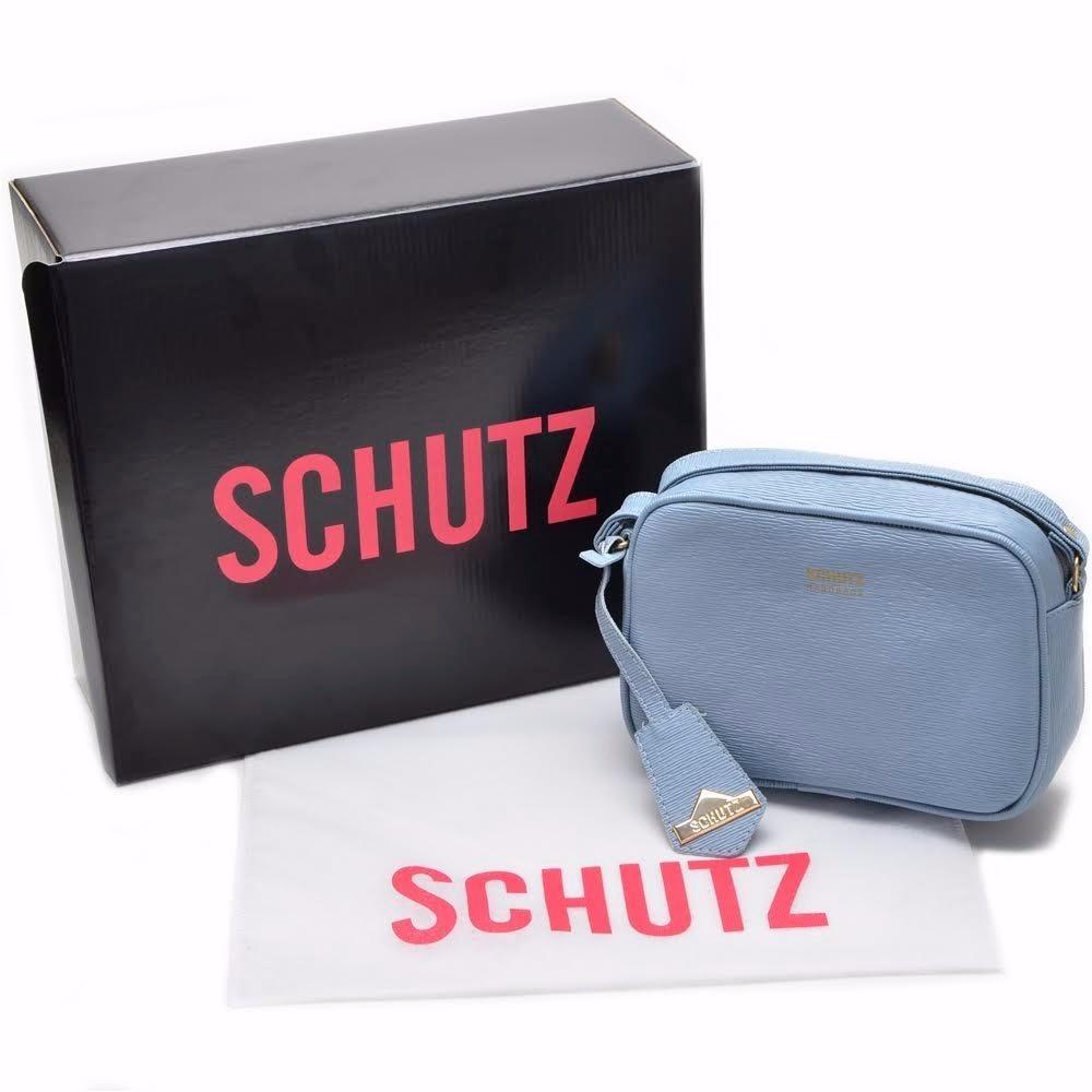 7f1a92f89 2 Bolsas Original Schutz Para Passeio Crossbody Bag Na Cx .. - R ...