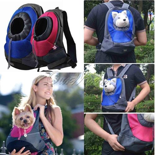 2 bolsos transporte mascotas perros gatos