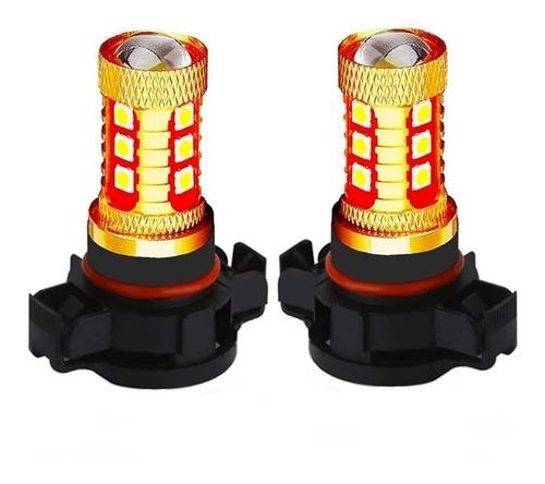 2 bombillos  leces led h16 spark gt, journey