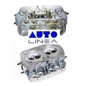 2 cabeçote motor autolinea kombi fusca 1600 até 83 8 aletas
