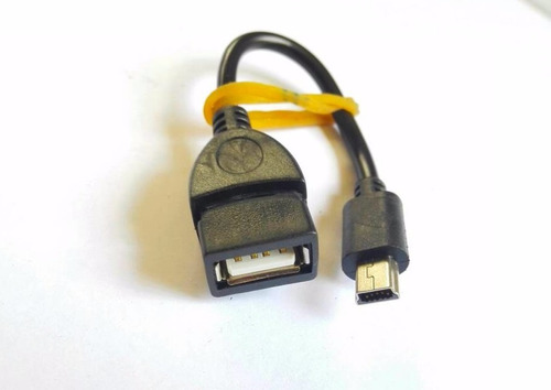 2 cables otg usb mini usb macho a hembra v3 orinoco, chery