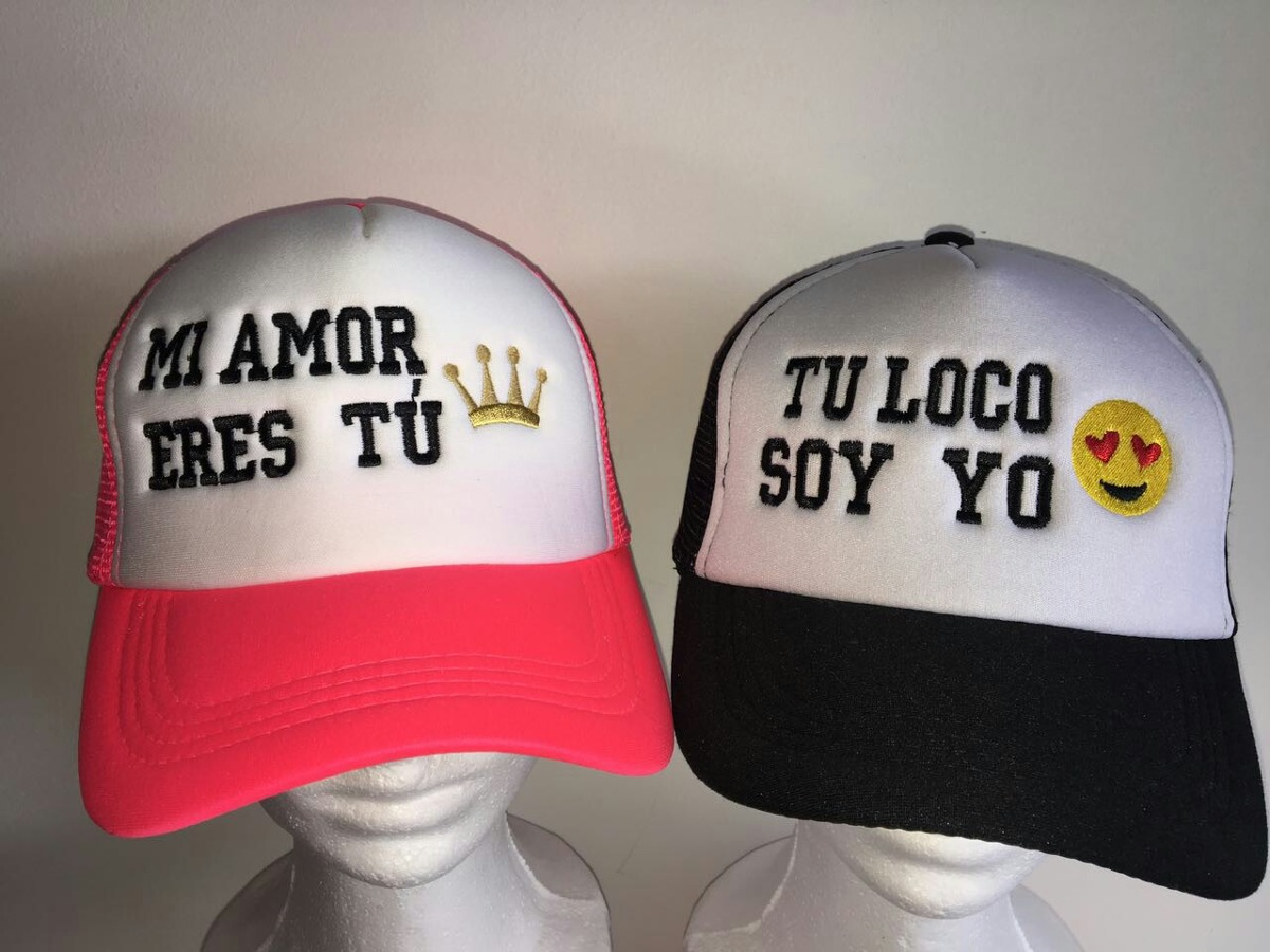 2 Cachuchas Gorras Bordadas Haz Tu Diseño -   23.000 en Mercado Libre 8b23dbe7a37