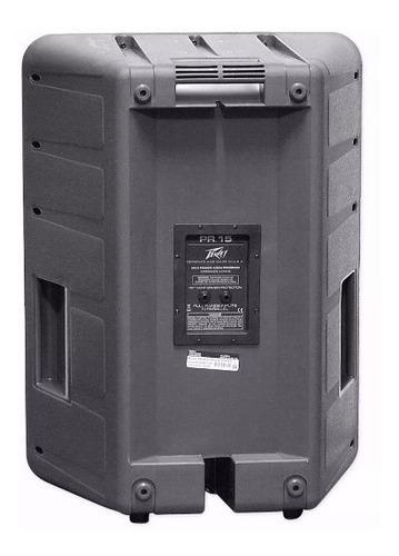 2 caixa de som passiva peavey pr15 neo americana original