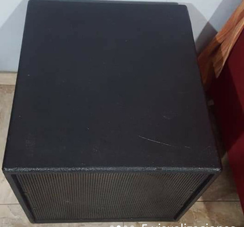 2 cajas 15' eighteen 18 sound mb700 bass