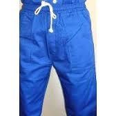 2 calça em brim pesado uniforme profissional