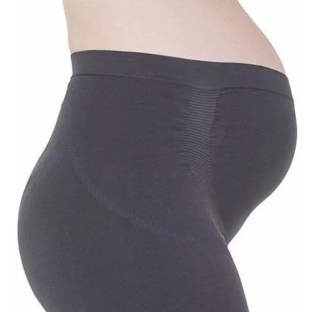 2 calças leggings gestante loba lupo sem custura ref. 41853
