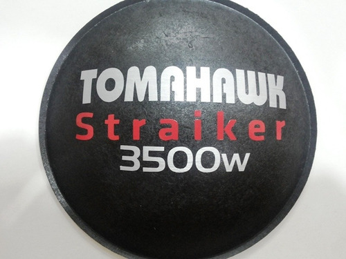 2- calota protetor p/ fal. tomahawk straiker 3500 160mm+cola