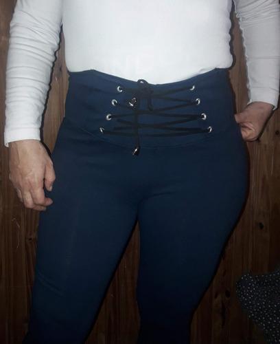 2 calzas corset con faja. con cordón, chupin. envío gratis