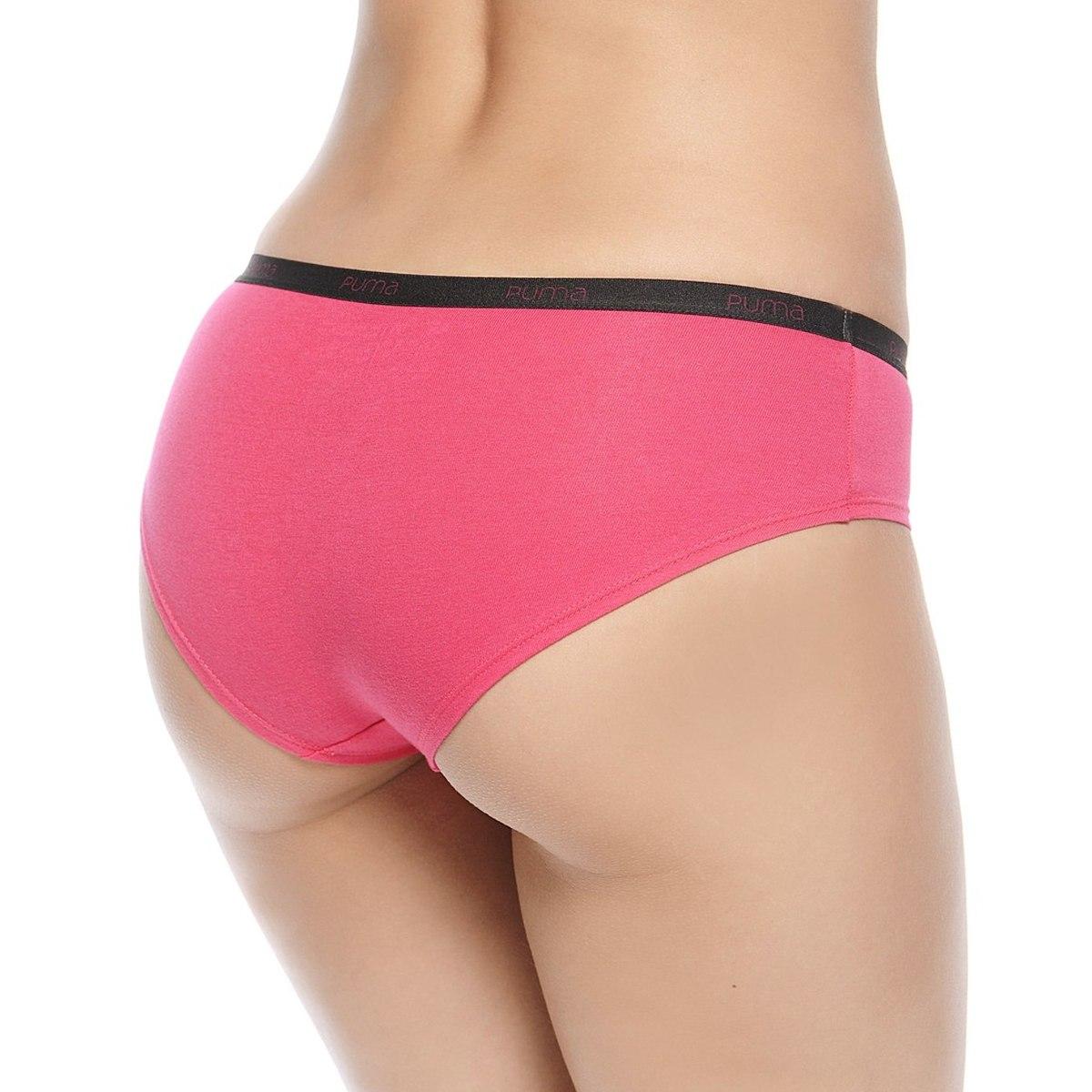 a6fc4734f5d5 2 Calzones Cotton Stretch Para Mujer 17 Puma 906348 - $ 199.00 en ...