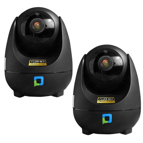 2 cámaras ip  wifi full hd nube x vida espia video seguridad