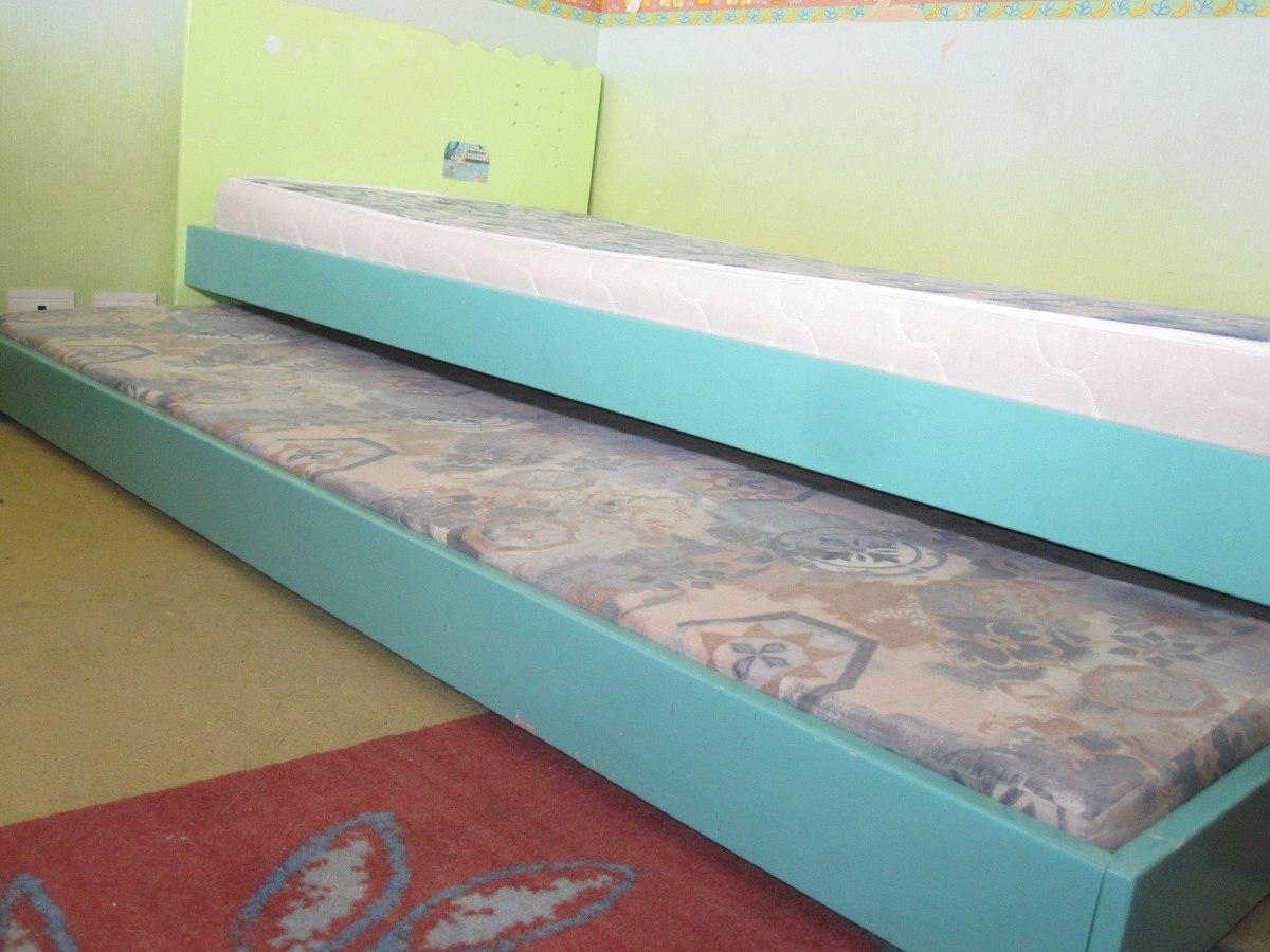 camas nios laqueada pza carrito cama abajo regalo with cama para nio de aos