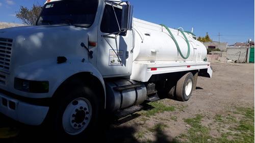 2 camiones pipa motor diesel