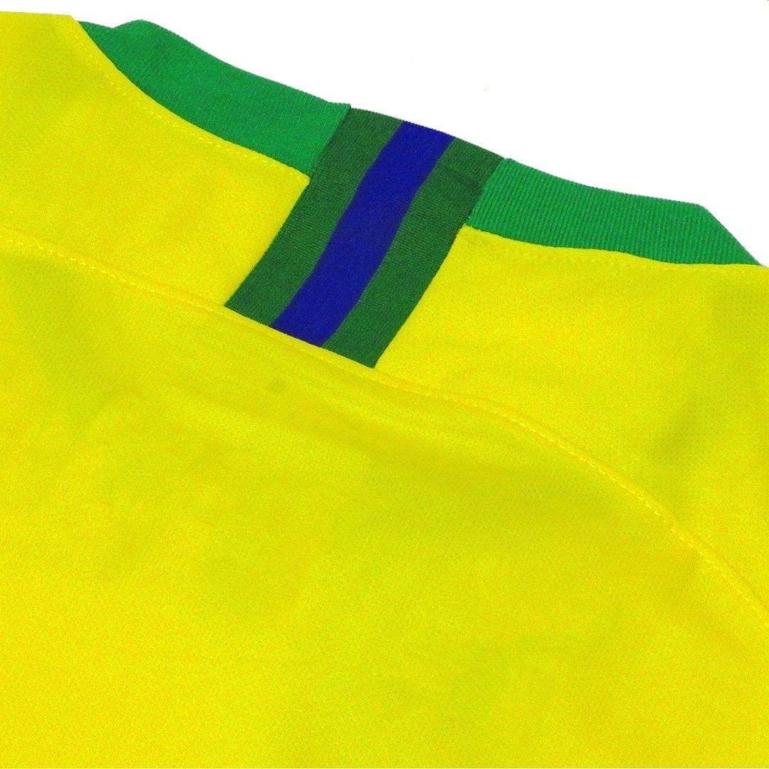 2 camisas polo passeio seleção brasileira de futebol 2018. Carregando zoom. f92d8e3deb6d3