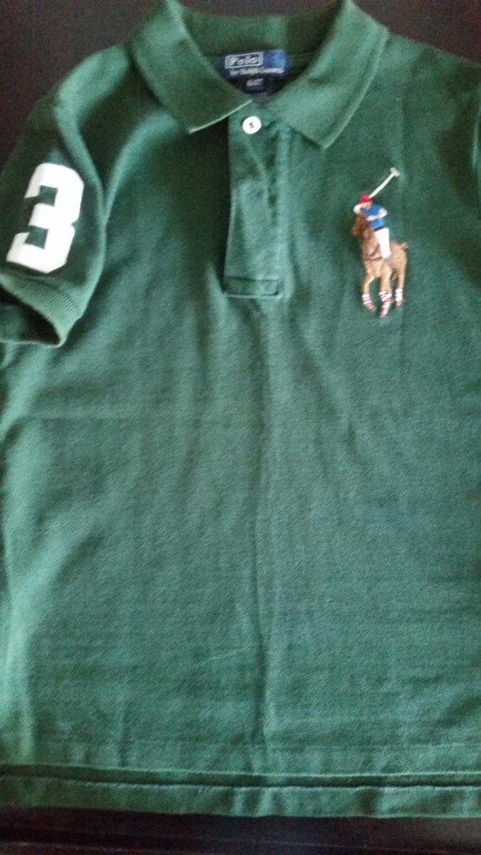 2 camisas polo ralph lauren 4 anos. Carregando zoom. 2270f61d3f8