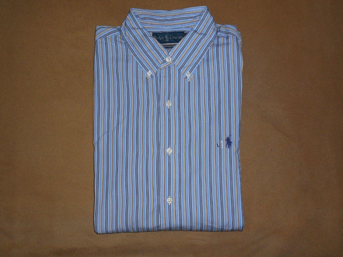2 Camisas Polo Ralph Lauren Logo Custom Fit -   800.00 en Mercado Libre 841a9cbb3d4b0