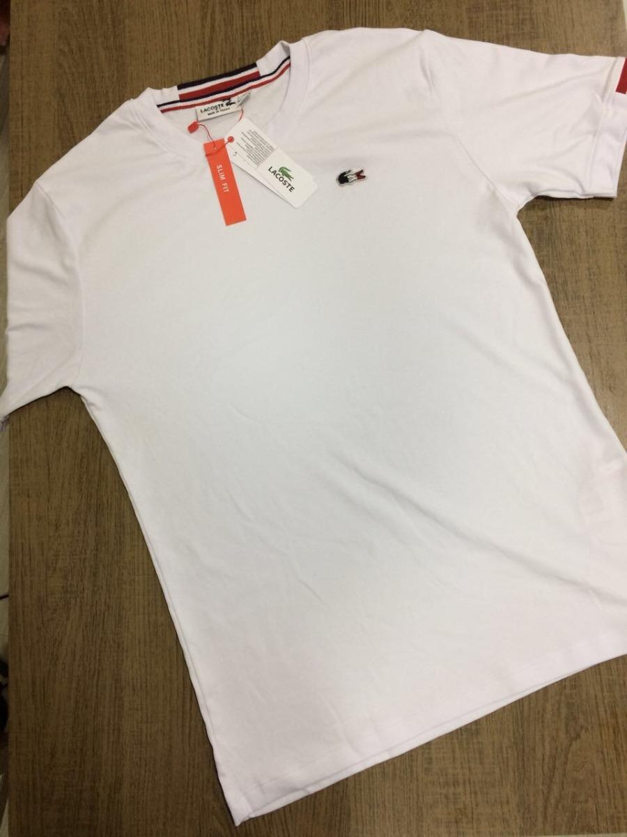 8f556e2ba6ac2 2 Camisetas Camisa Lacoste Peruanas Promoção Frete Grátis ! - R  140 ...