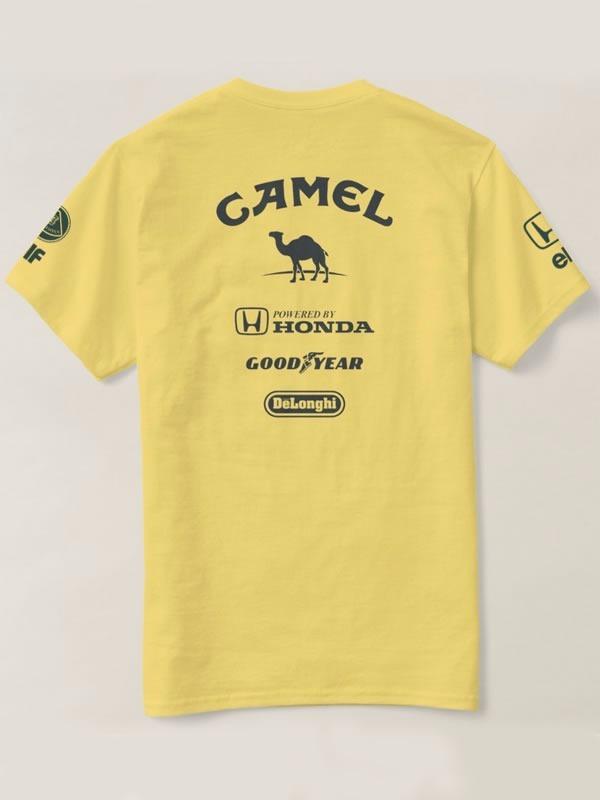 2 camisetas f1 retrô modelos a escolher - racing legends. Carregando zoom. 0d5637b551117