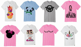 06bf83091a Fabrica Camisetas Tng Fornecedor Tamanho 8 - Camisetas 8 Rosa no ...