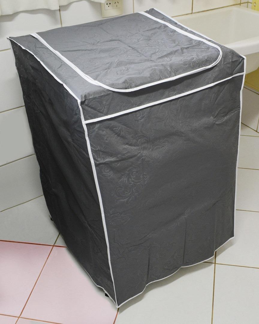 270ba63c8 2 capa maquina lavar roupa corino com zíper impermeável. Carregando zoom.