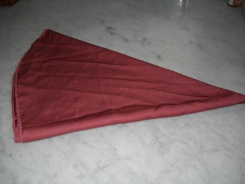 2 carpetas centro de mesa vestida