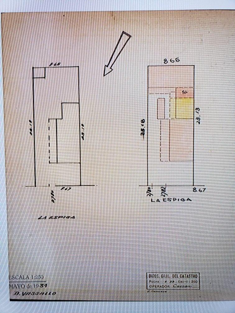 2 casas antiguas zona:ae en terreno 210mts2