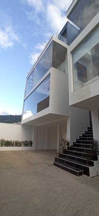 2 casas campo 208 m2 c/u la calera. zona privd poco habitada