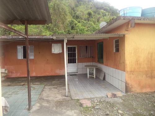 2 casas em lote de 284 m² pronta para morar ref. 886