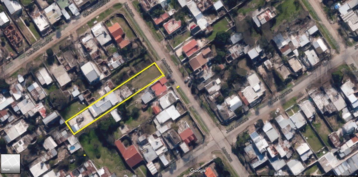 2 casas en un mismo lote tomo departamento o vivienda menor.