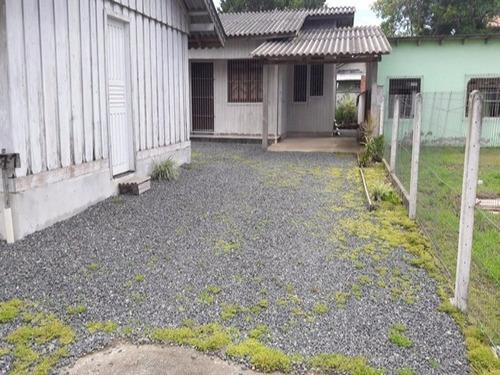 2 casas para venda em penha/sc. oportunidade única - 180c