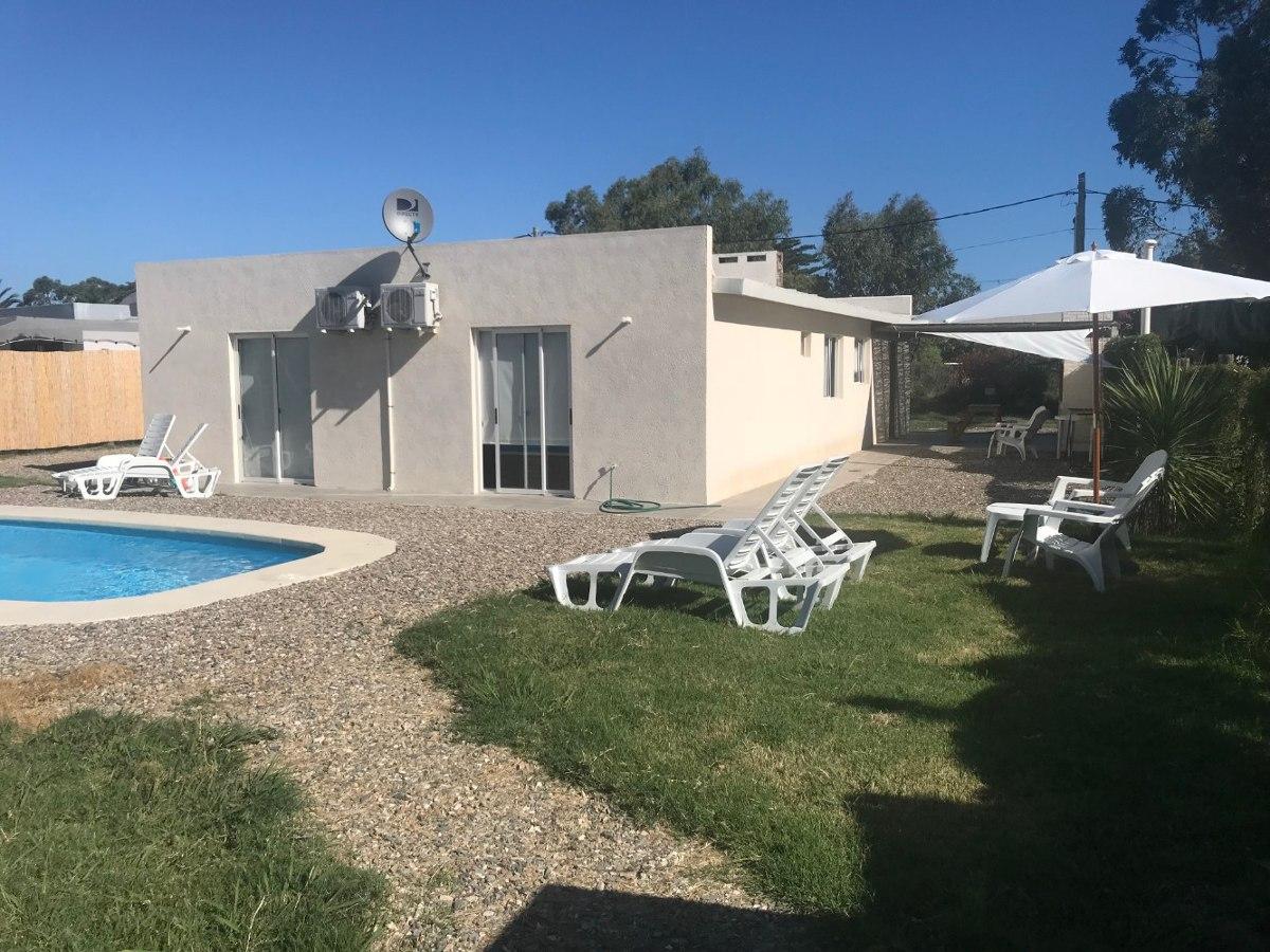 2 casas piscina inversion rentable
