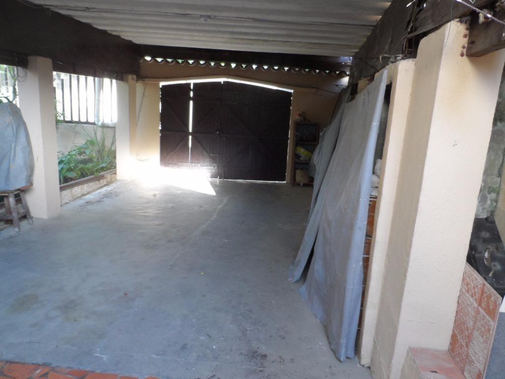 2 casas térreas em terreno de 500 mts2 - praia do tombo - guarujá - ca0068