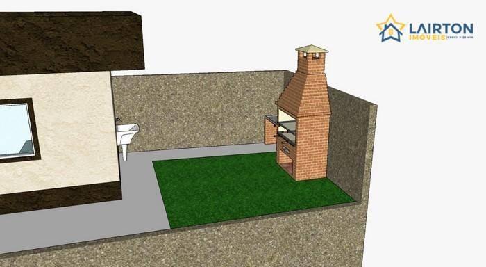 2 casas térreas à venda em atibaia sp - jardim santo antônio r$ 195 mil cada, aceita financiamento. - ca1950