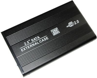 2 case gaveta hd sata externo 2.5 notebook - pronta entrega