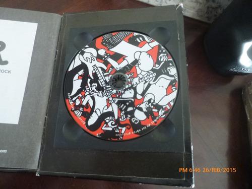 2 cd promociona-les de escuela de rock 2003 (451w