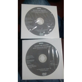 2 Cd Software Dell Drivers And Utilities 2008 Latitude Xt