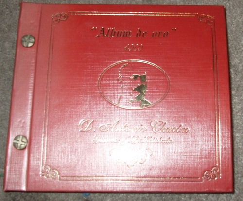 2 cds album de oro 1909