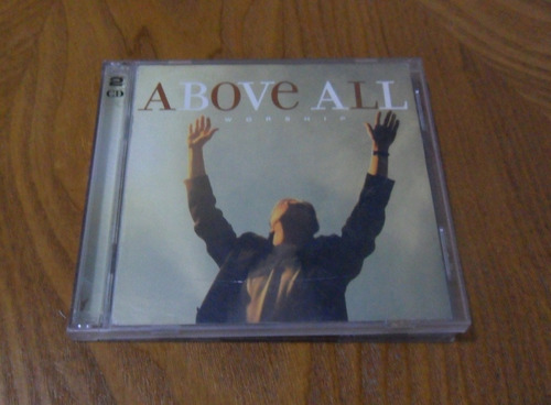 2 cds originales de above all