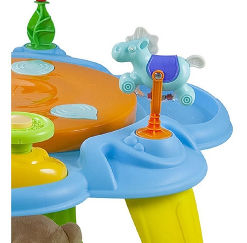 2 centros de atividade playmove 360 green blue - burigotto