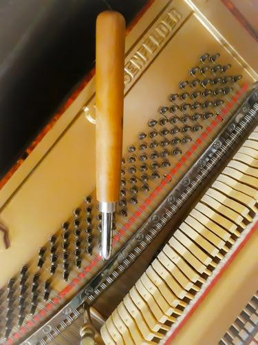 2 chaves para afinação piano estrela afinar  quadrilateral