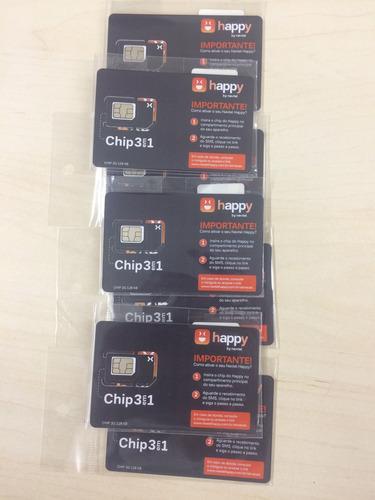 2 chip nextel happy pre pago