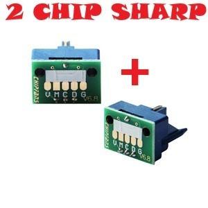 2 chip sharp ar5020/5220/5316/5320/ ar-016td(usa)